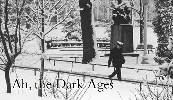 Dark Ages Meeting in Reading, MA (Feb 11)